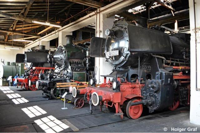 Eisenbahmuseum lädt Nördlinger Bürger ein